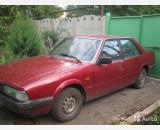 Mazda 626, 1985