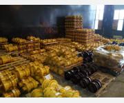 Каток опорный 2270-1098A для экскаваторов Doosan SOLAR225LC-V