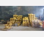Каток поддерживающий 2270-1005 для экскаватора Doosan SOLAR225LC-V