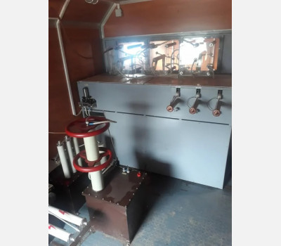 Автомобиль-лаборатория на шасси Камаз 43118
