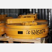 Колесо направляющее 16Y-40-03000 для бульдозера Shantui SD16