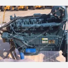 Двигатель XCMG ZL50G (ZL50GL) оригинальный