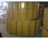 Гусеница в сборе 40 зв. 560 мм 115-6307 для бульдозера Caterpillar D7R