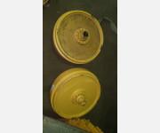 Колесо направляющее 190-1546 для бульдозеров Caterpillar D6N