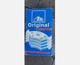 Передние тормозные колодки ATE 607228 (комплект)
