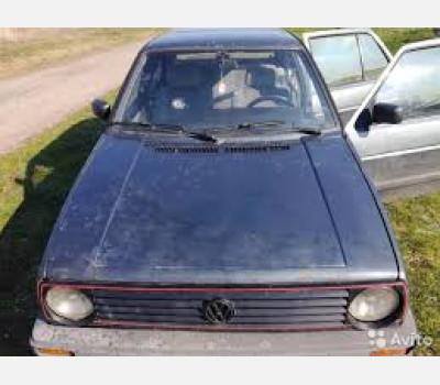 Volkswagen Golf 1.6 MT