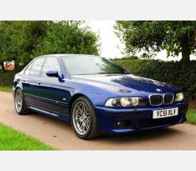 BMW E39 ЗАПЧАСТИ
