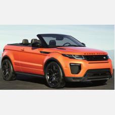 Кабриолет Range Rover выйдет на российский рынок в 2016 году
